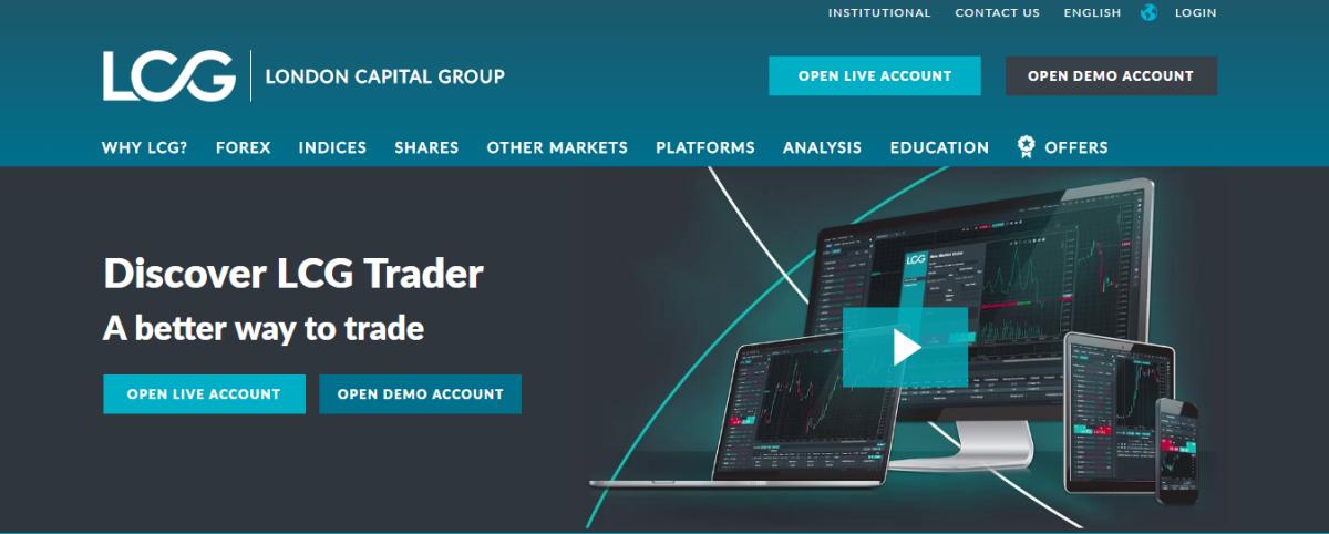LCG – London CapitalGroup