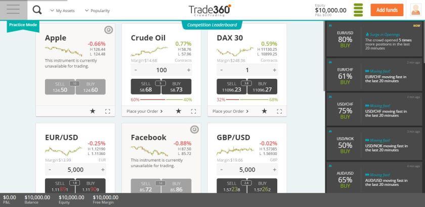 trade360platform